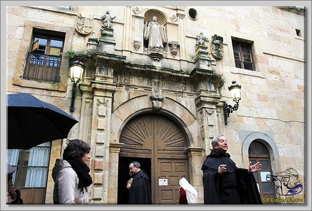 Oña, Despensa de la Abadía (1)