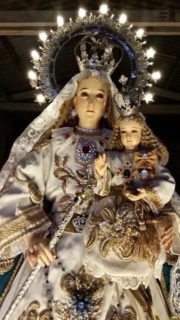 Virgen del Rosario 2014