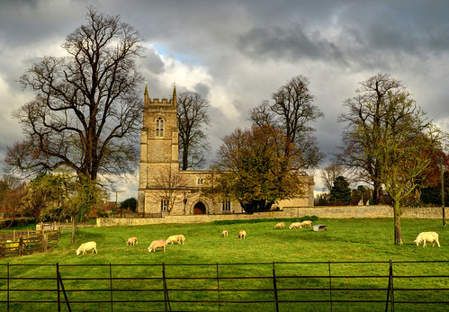 northamptonshire churches englishvillages sheepgrazing englandsthousandbestchurches warkton boughtonestate churchofstedmundwarkton