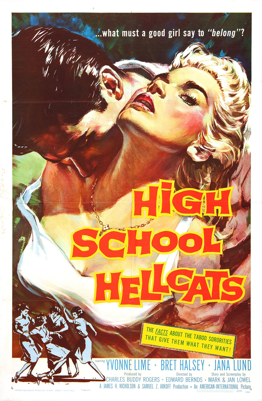 High School Hellcats (1958)