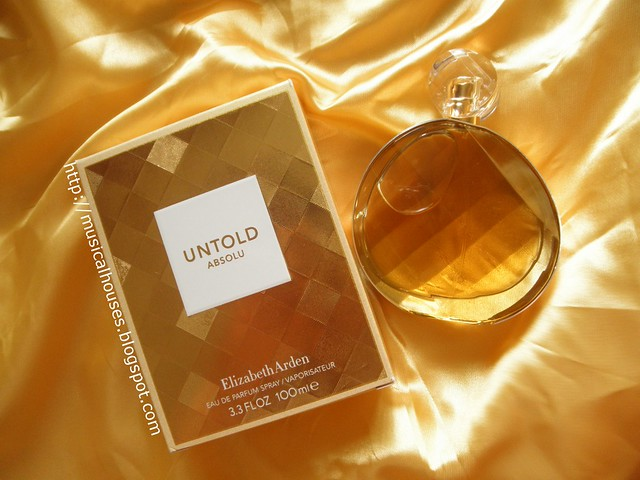 Elizabeth Arden Untold Absolu Fragrance Perfume 2