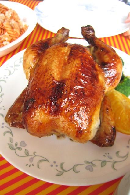 蜂蜜烤春雞1412
