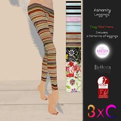 3xC Ashanity Leggings
