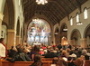 Mass Mob at Our Lady Queen of Apostles Church, Hamtramck
