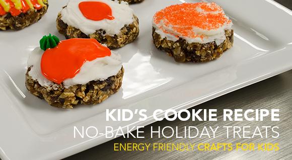 [PHOTO HOW-TO] Kid's Cookie Recipe: No-Energy Holiday Treats