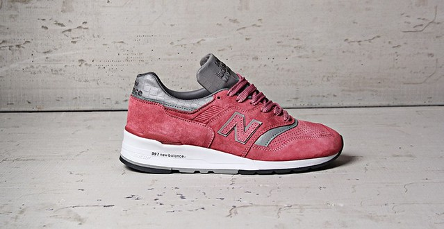 "#23 CONCPETS X NEW BALANCE 997 ""ROSE"""