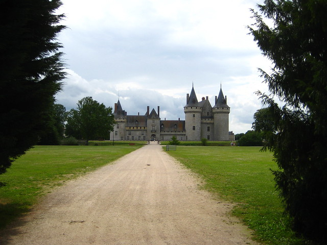 Sully Chateau, Straighter