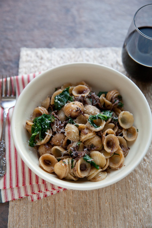 Cabernet Braised Short Ribs with Chard and Orecchiette ...