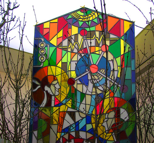 Contemporary Stained Glass Windows Flickr Photo Sharing