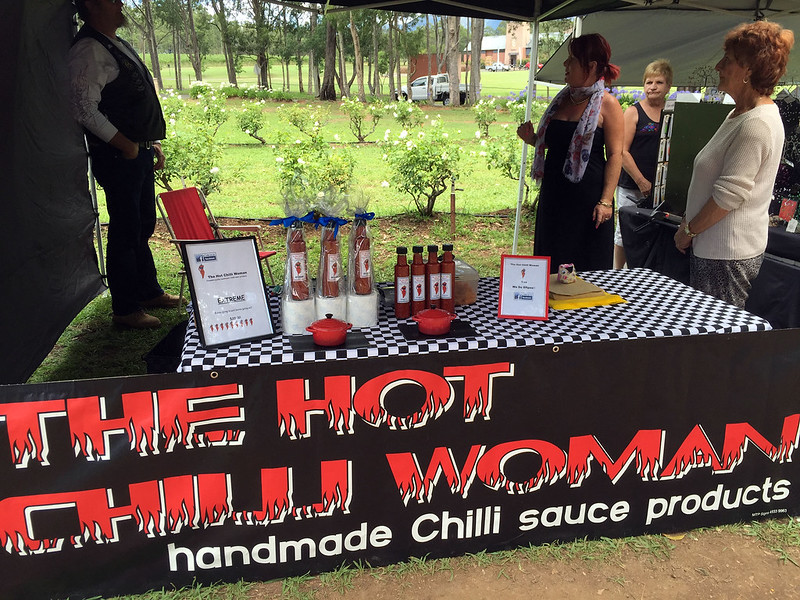Hot Chilli Woman!