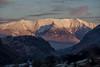Blencathra in morning light.