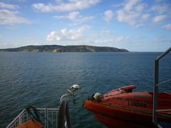 Ferry to Dublin (XXII)