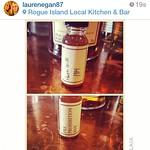 Repost @laurenegan87 looking forward to trying this 100 year old rye!
