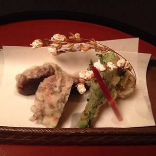 Daigo - veggie tempura