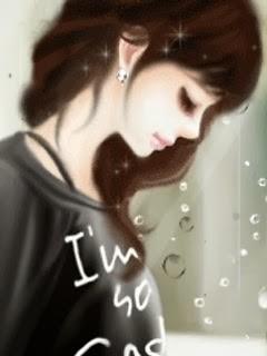 Animasi Korea Manis Gambar Kartun Korea Cantik Galau 2 Flickr