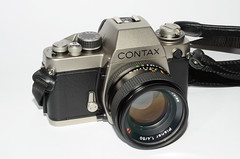 Contax Cameras and Carl Zeiss Lenses