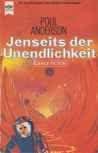 Poul Anderson / Jenseits der Unendlichkeit