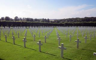 Amerikanischer Friedhof Meuse-Argonne