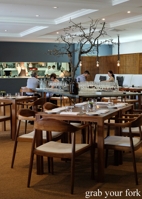 Dining room at Biota Dining, Bowral