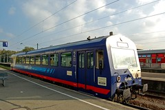 Das »Seehäsle« der Hohenzollerischen Landesbahn AG im Bf Radolfzell am Bodensee