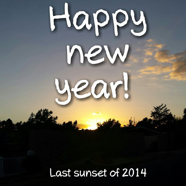 SoulRiser - 2014 was pretty good,  and I hope 2015 will be better in every way :)