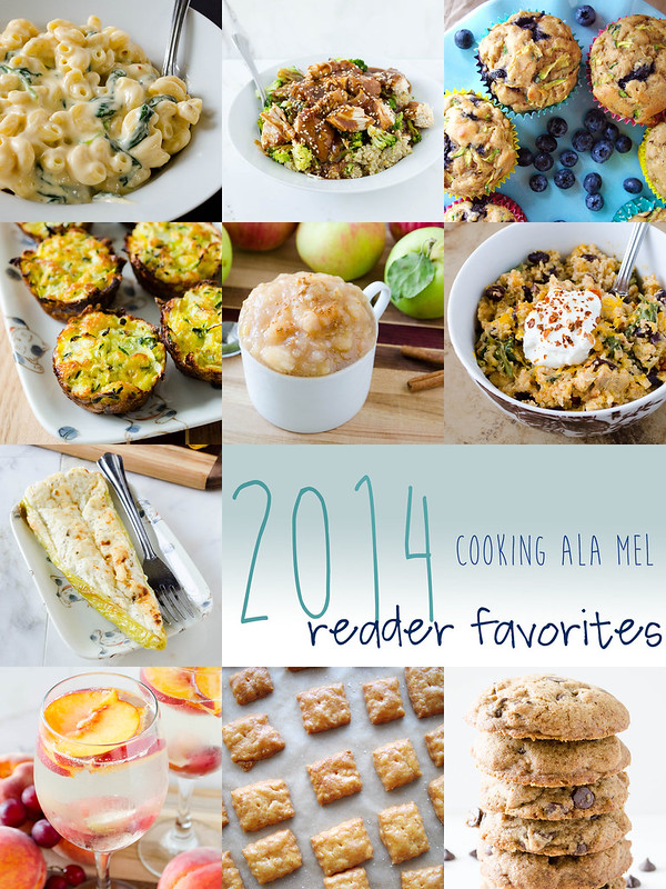 2014 Reader Favorite Recipes | cookingalamel.com