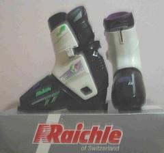 Lyžařské boty Raichle - titulní fotka