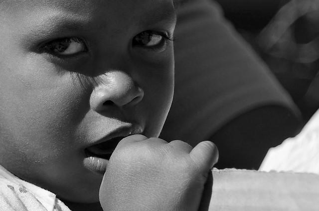 Mirada de un niño cubano en La Habana
