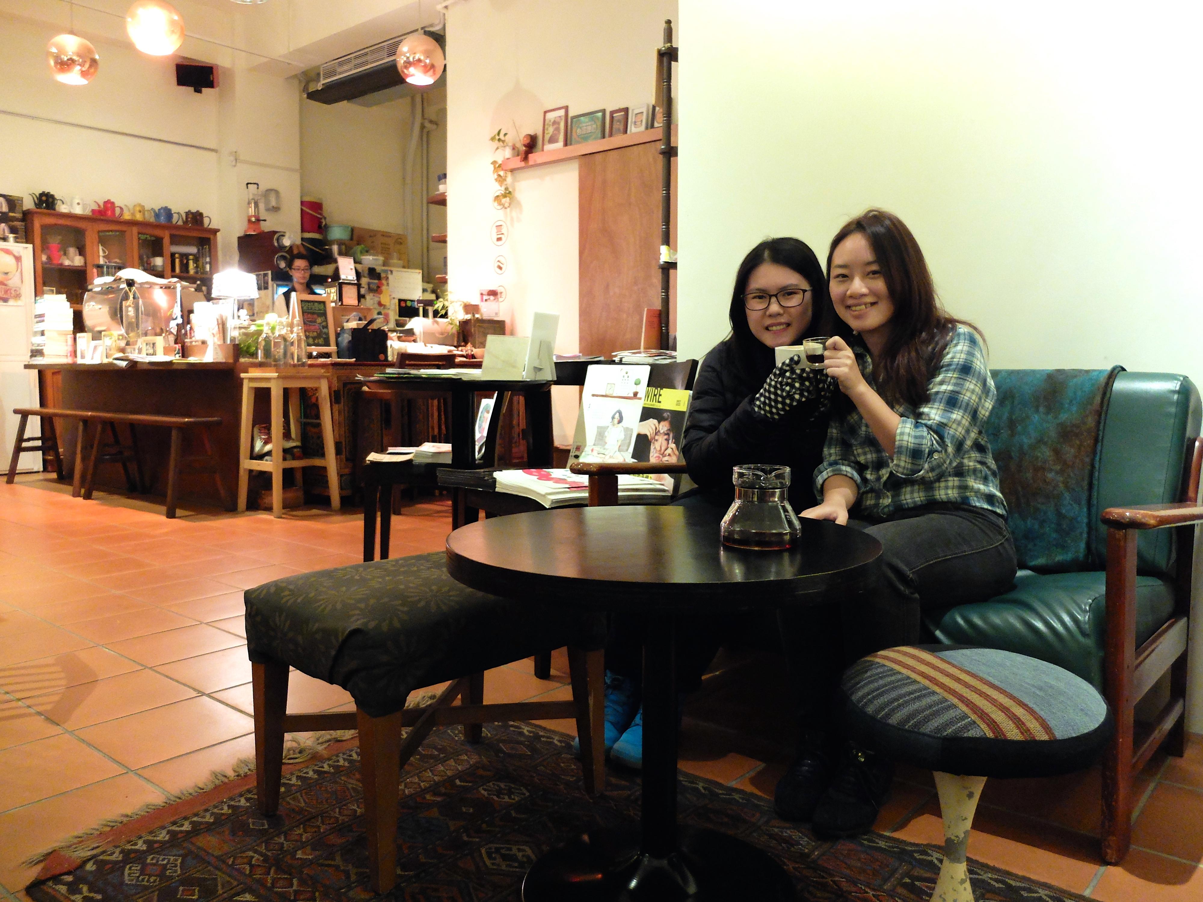 Luguo Cafe