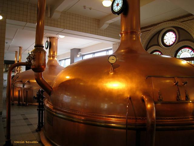 Netherlands - Amsterdam - Heineken Old Brewery