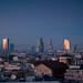 Skyline di Porta Nuova by Obliot