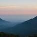 Atardece en la Sierra Sur I por Arturo Vez