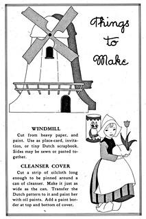 Making Dutch things 1939