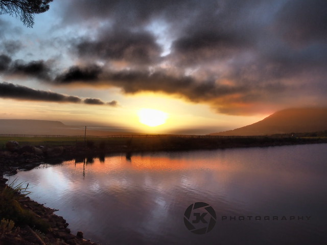 Sundown On Noordhoek
