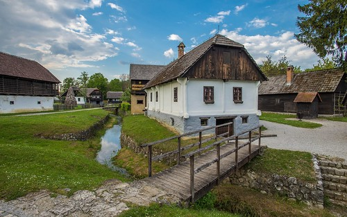 architecture village croatia hrvatska oldvillage hrvatskozagorje nikkor173528 kumrovec zagorje nikond600