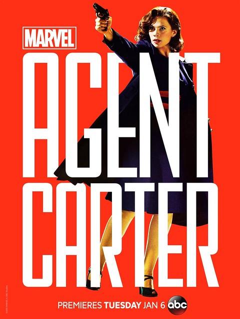 Agent Carter - Season 1 - Poster 4