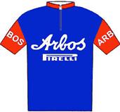 Arbos-Pirelli - Giro d'Italia 1955