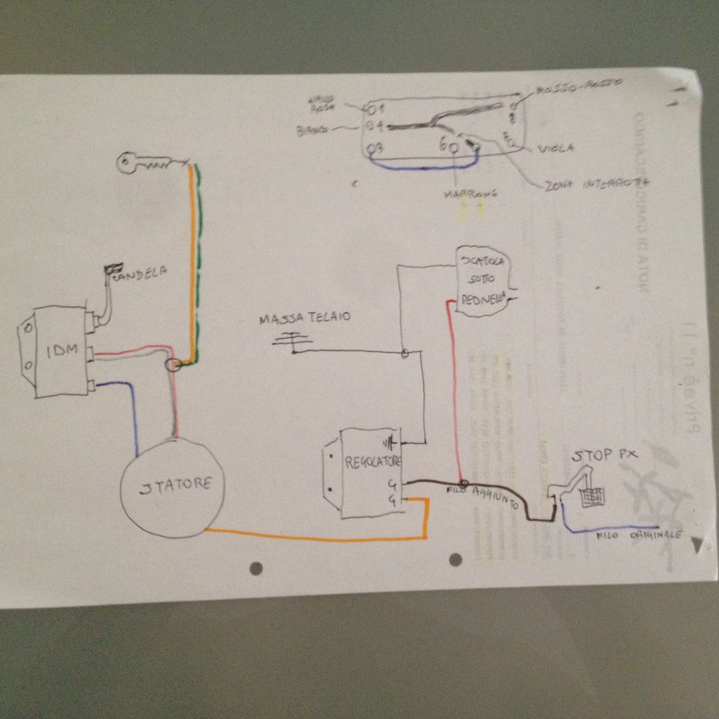 Schema Elettrico Et3 : Accensione vmc su et officina smallframe vesparesources