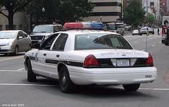 Washington DC Housing Authority Police - Ford Crown Victoria