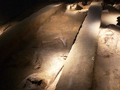 Archeopark Pavlov: Jednou nohou v pravěku