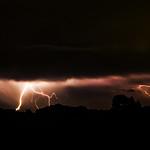 24. Juuni 2016 - 0:49 - Thunderstorm, Rosendahl, Germany, 24-06-2015    01:00 - 03:00 a.m