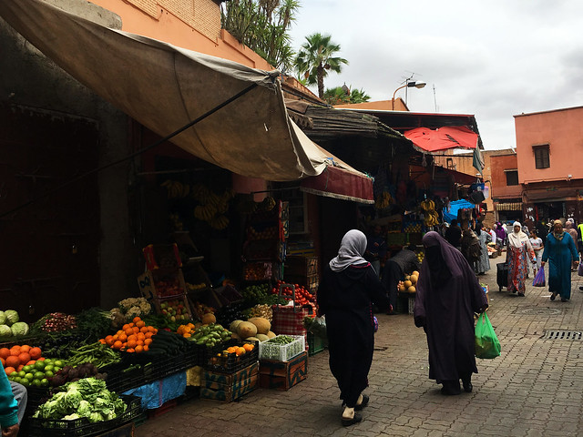 Medina marketplace