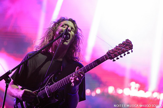 King Gizzard & The Lizard Wizard - Vodafone Paredes de Coura '16