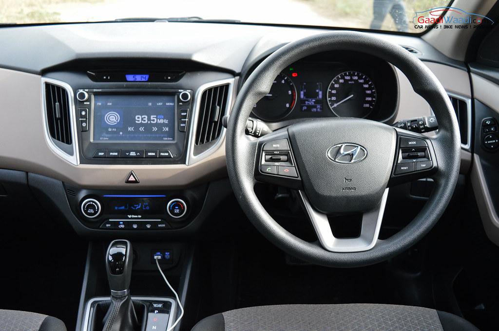Hyundai Creta Review - 4