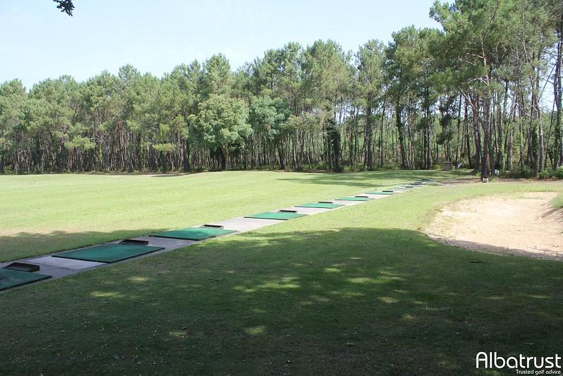photo du golf Golf De Seignosse - Practice - Putting green