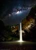 Milkyway Waterfall