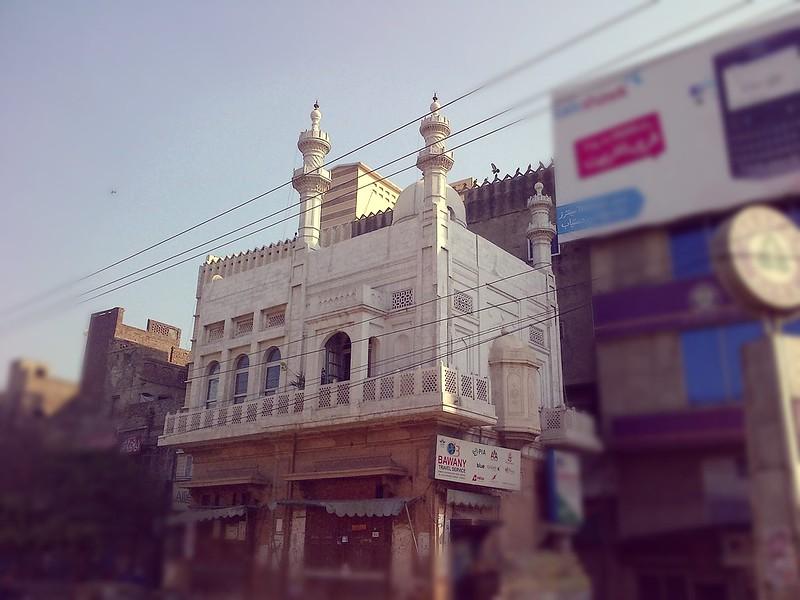 Masjid Shab Bhar