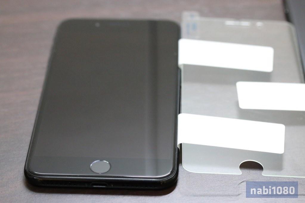 Anker ガラスフィルム iPhone 7 Plus11