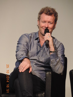 Magne Furuholmen - a-ha fans convention  - 25.10.2014 - by Chrystelle B.