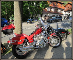 Harley -Davidson Picnic Karpacz